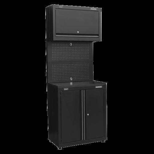 Modular Base & Wall Cabinet - Sealey - APMS2HFP