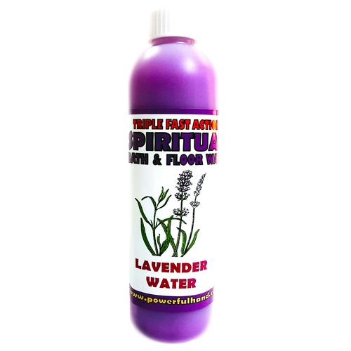 Lavender Water Wash