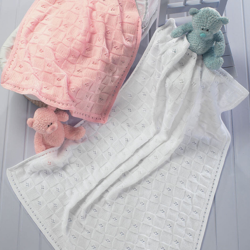 DK Shawl & Blanket Pattern 1600