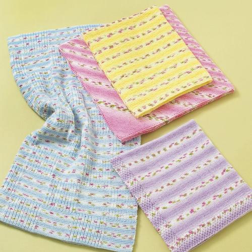 DK Blankets Pattern 4840