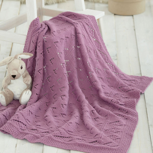 Blanket Pattern 4703