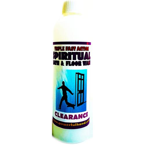 Clearance Wash