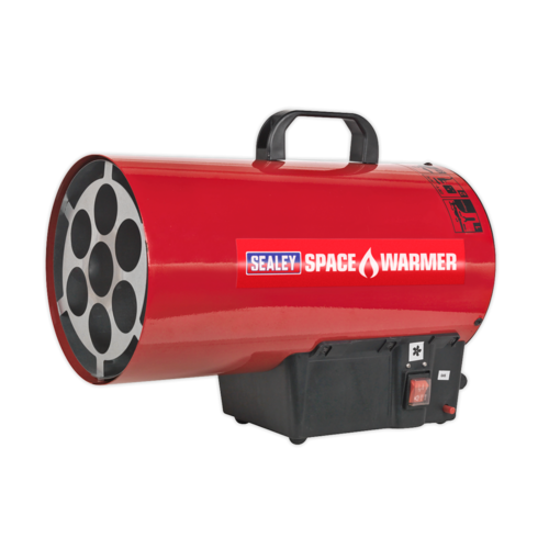 Space Warmer® Propane Heater 40,500Btu/hr - Sealey - LP41