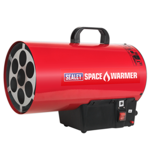 Space Warmer® Propane Heater 54,500Btu/hr - Sealey - LP55