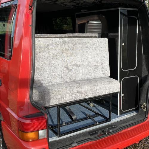 2003 VW Transporter T4 2.5 TDi LWB 2 Berth Camper Van ONLY £9995