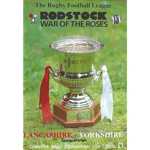 Rostock Cup Rugby League Programmes