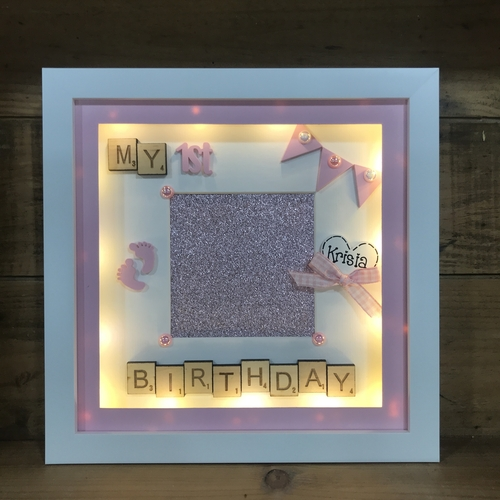 LED my 1st birthday