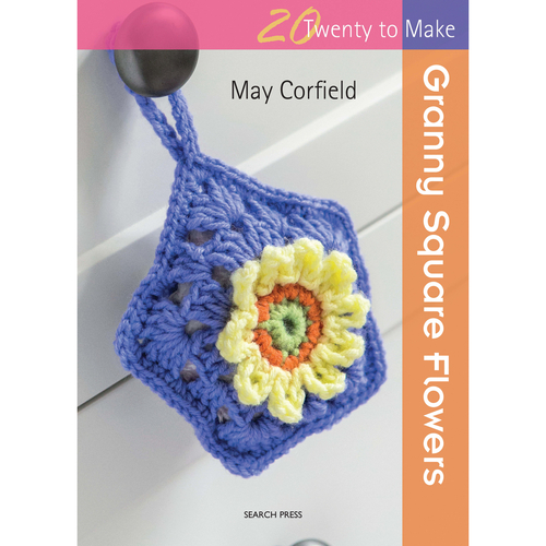 20 To Make - Granny Square Flowers