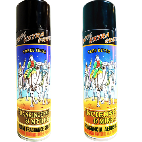 Frankincense & Myrrh Spray