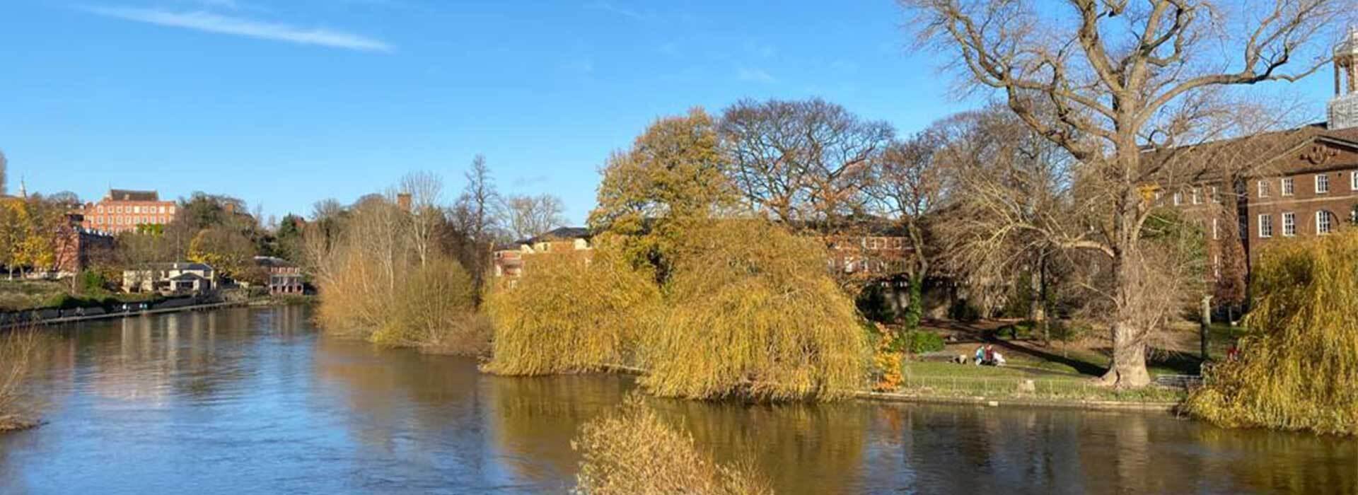 The Old Meadow Shrewsbury