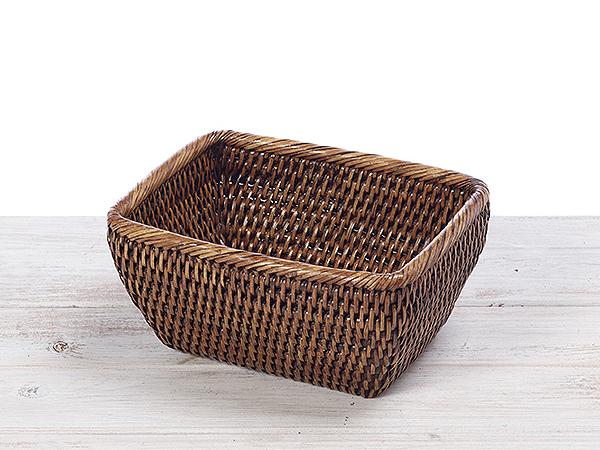 Rattan Mini Bread Roll Basket