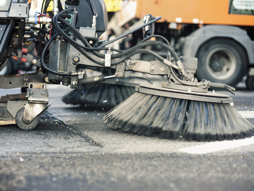 Street Cleaning