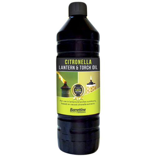 Citronella Lantern & Torch Oil