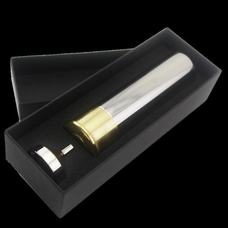 New Cartridge Style Hip Flask