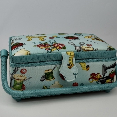 Retro Notions Sewing Box