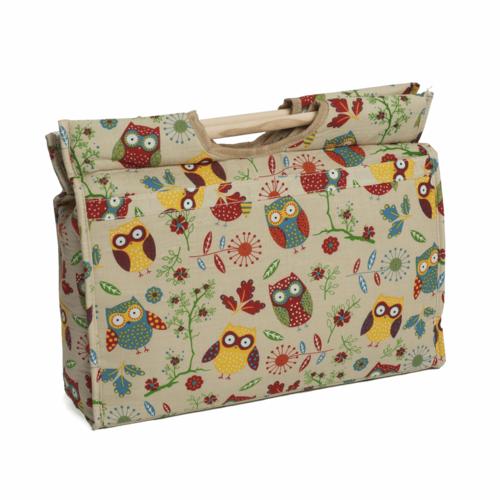 Owl Craft Bag