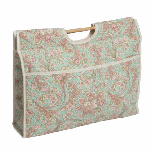 Paisley Craft Bag
