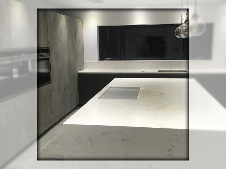 quartz worktop features