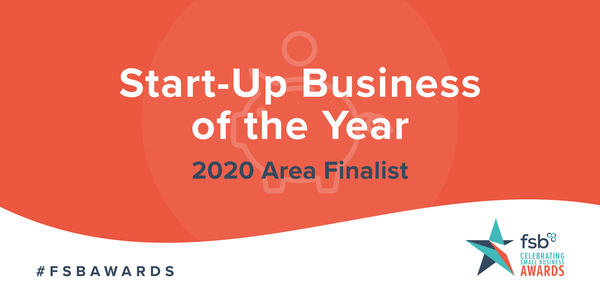Federation of Small Businesses - Finalist - Scotland - Start-Up Business of the Year