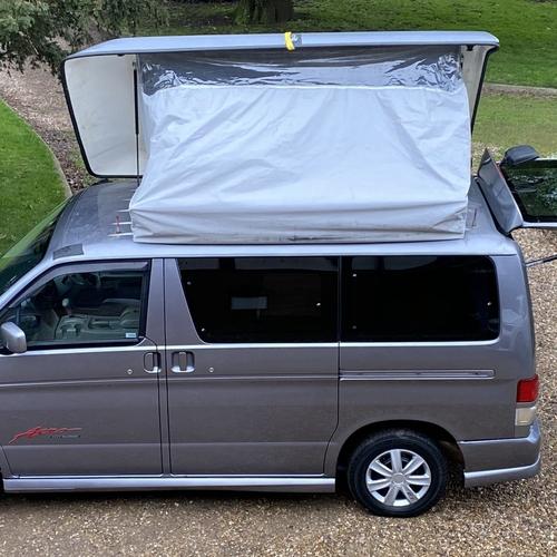 2003 (53)reg Mazda Bongo 2.0 Petrol Automatic Camper Van 4 Berth