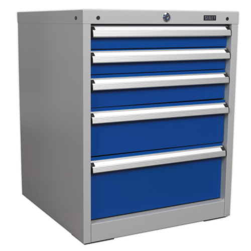 Cabinet Industrial 5 Drawer - Sealey - API5655B
