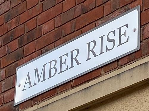 Amber Rise