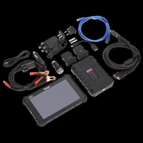 V-Scan Pro Multi-Manufacturer Diagnostic Tool - Sealey - VSCANP