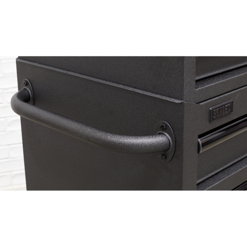 Rollcab 11 Drawer 1040mm with Soft Close Drawers - Sealey - AP4111BE