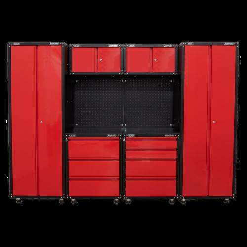 Modular Storage System 665mm American Pro - Sealey - APMS80COMBO2