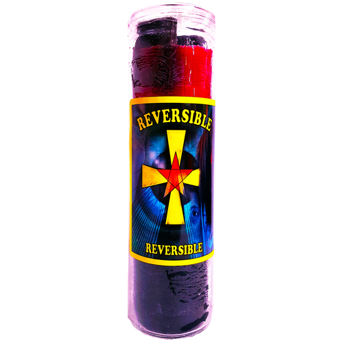 Reversible Dressed Candle