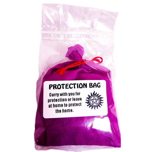 Protection Mojo Bag
