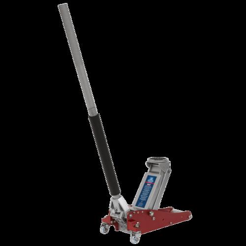 Trolley Jack 1.5tonne Aluminium/Steel Rocket Lift - Sealey - RJAS1500