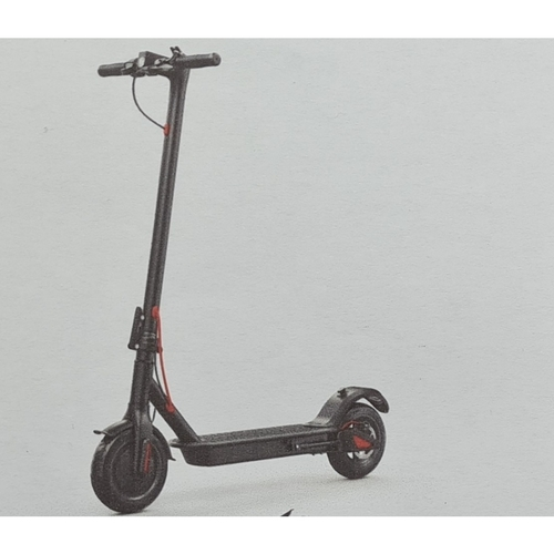 Begin one electric scooter