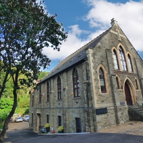 Apartment 4, The Old Methodist Chapel, Central Lydbrook, Gloucestershire, GL17 9PP