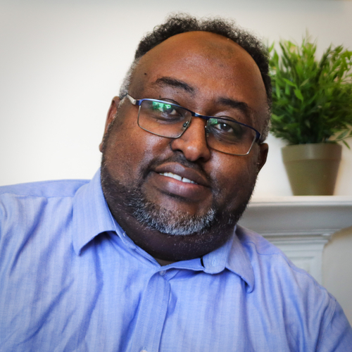 Saed Ali - Community Service Coordinator