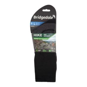 Bridgedale Mens Hike Midweight Boot Merino Performance