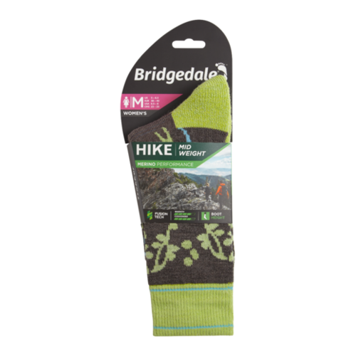 Bridgedale Womens Hike Midweight Boot Merino Performance Copy