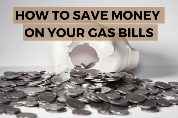 How to save money on your gas bill?