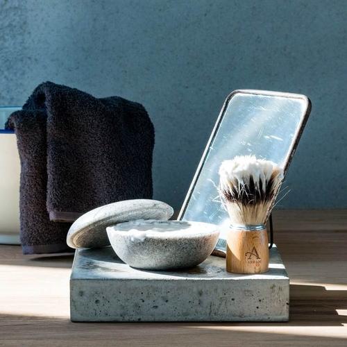 Shaving Stone + Soap