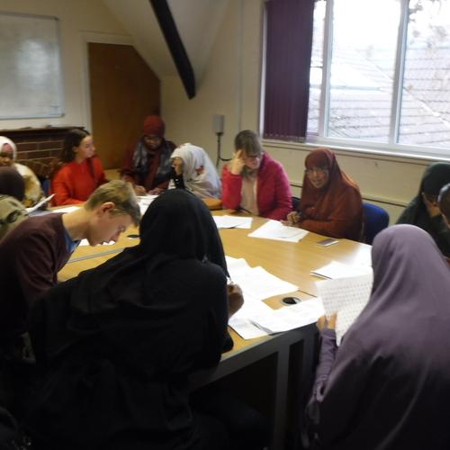 ESOL courses for Somali women