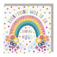 Be Ok Sending Hugs