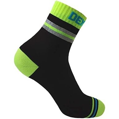 Dex Shell Pro Visibility Hi-viz yellow Socks