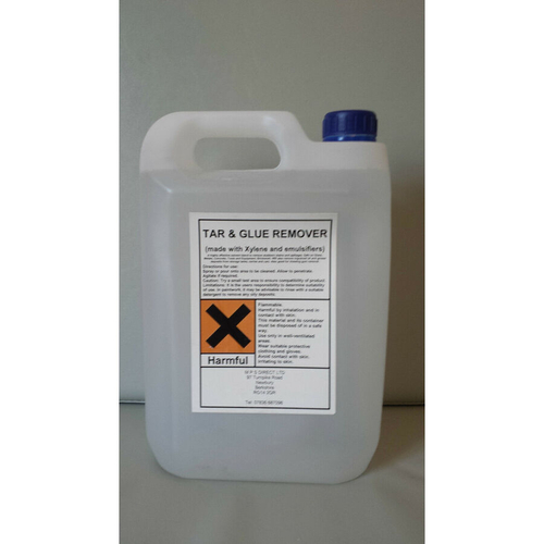 Tar & Glue Remover