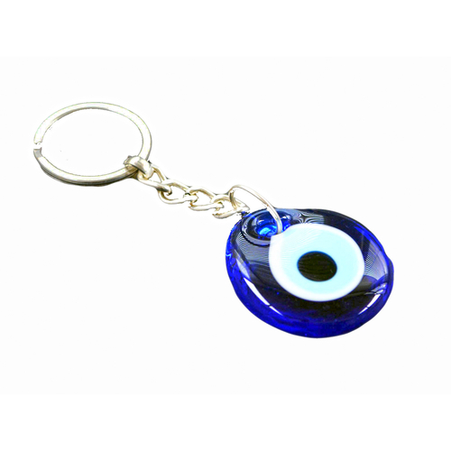 Evil Eye Keyring