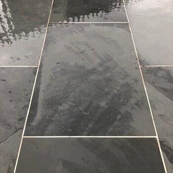 Brazilian Grey Slate Paving