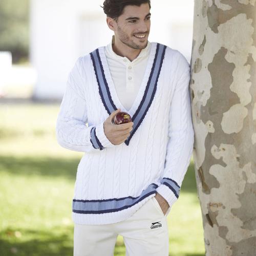 Men's Sweater & Tank Top Pattern 8126