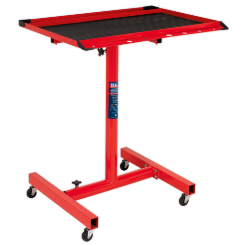 Mobile Work Station - Adjustable-Height - Sealey - AP200