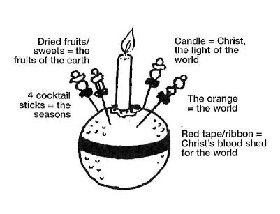 Candlemas and Christingles on Sunday 31st January