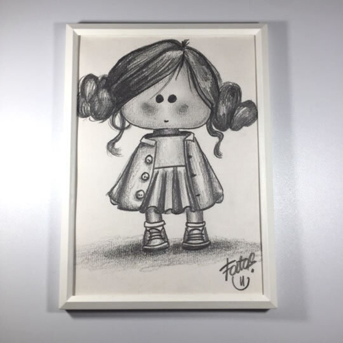 'Little Girl Doll' Picture