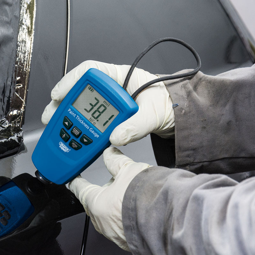 Paint Thickness Gauge - Draper - 43620